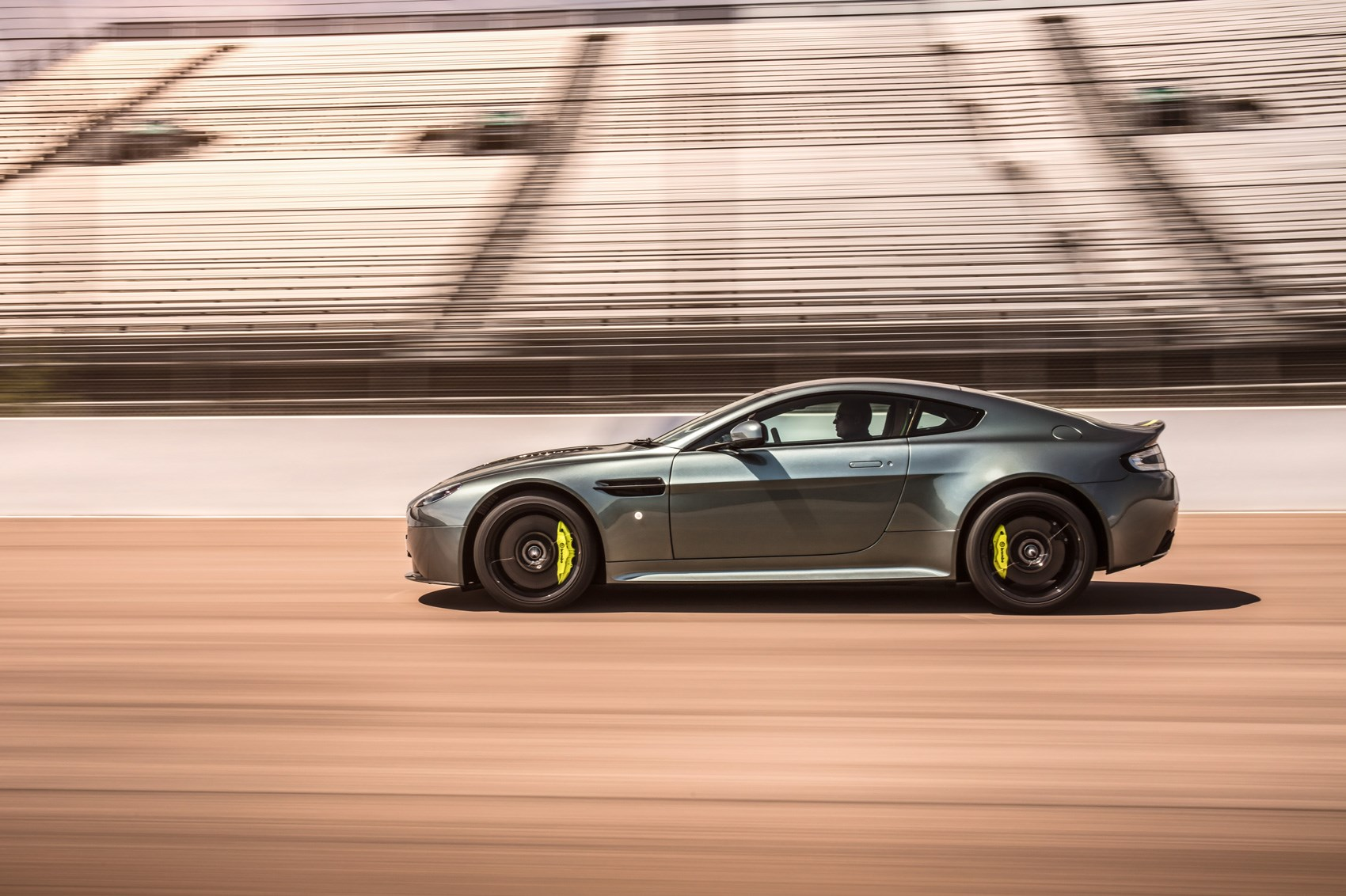 Aston Martin Vantage AMR more money more motorsport vibes