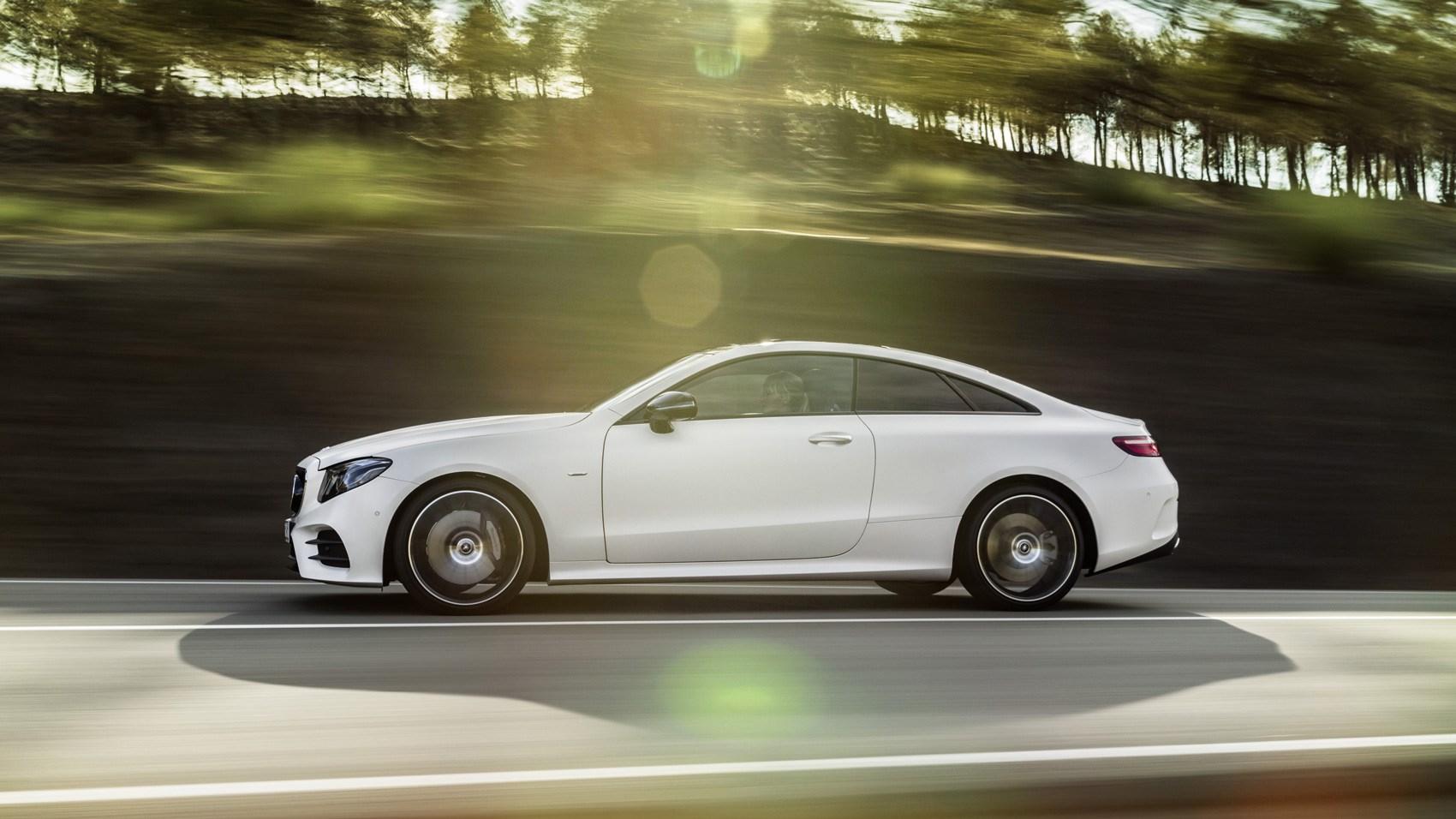 Mercedes Benz Lease >> Mercedes E220d Coupe (2017) review   CAR Magazine