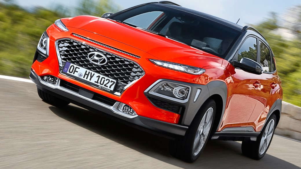 Hyundai Kona 2017 Review