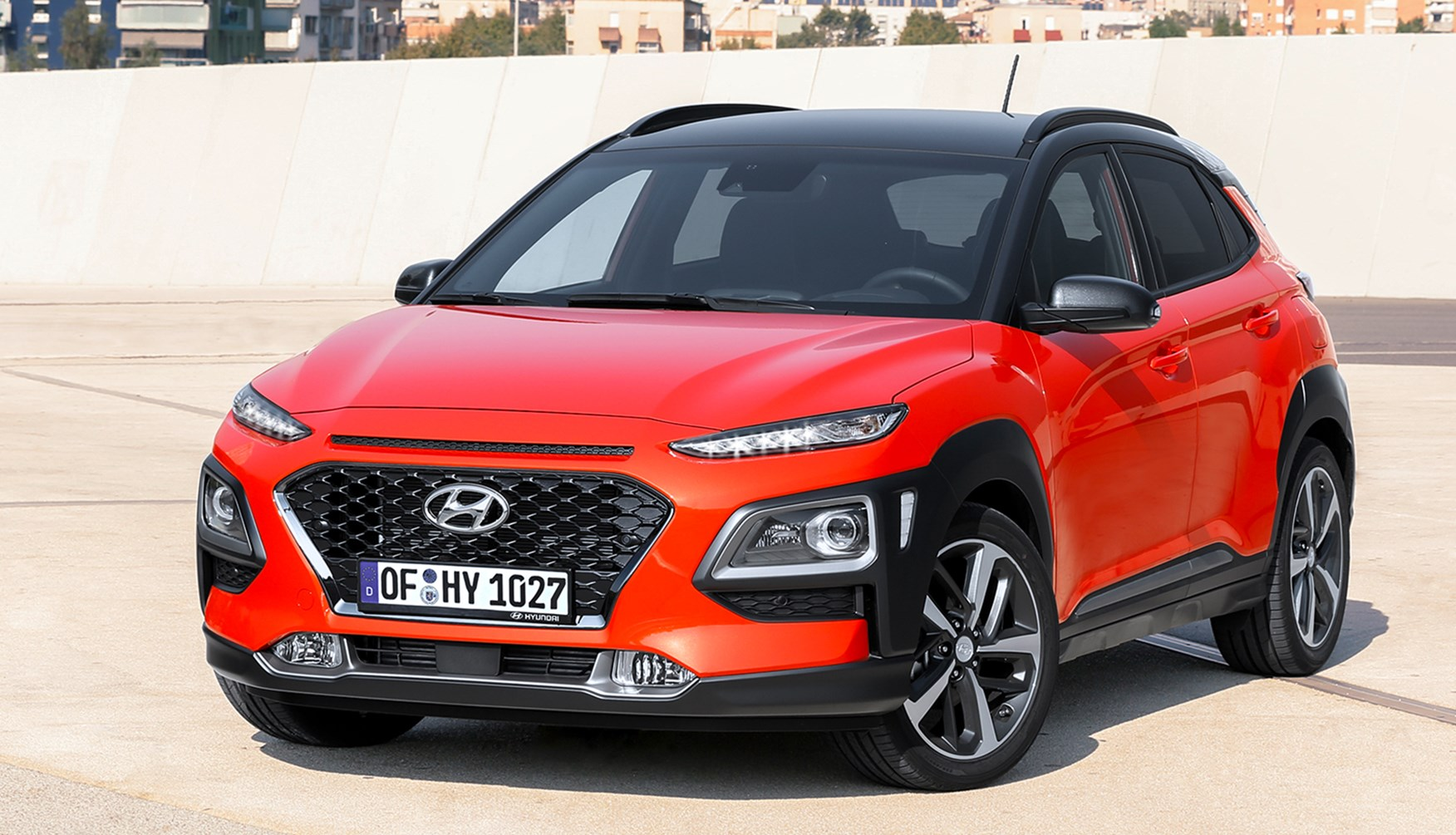 Lease A Suv >> Hyundai Kona SUV (2017) review by CAR Magazine