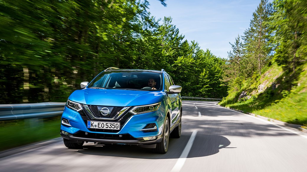 We Review The 2017 Facelifted Nissan Qashqai