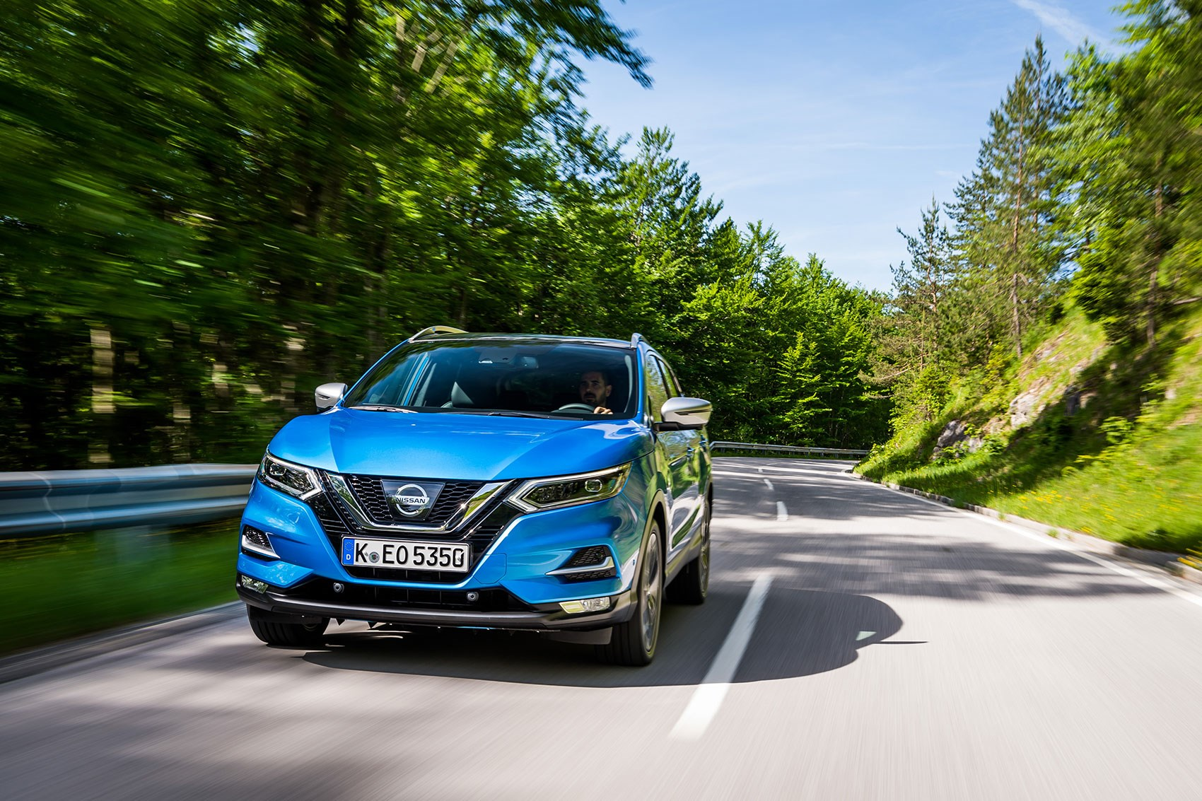 Nissan Qashqai 2017 facelift review | CAR Magazine