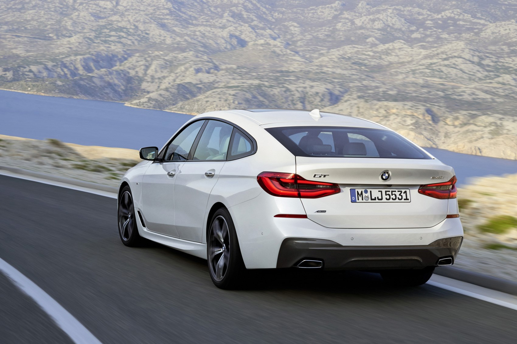 Cross Out 5 Write On 6 New Bmw 6 Series Gt Revealed Car Magazine