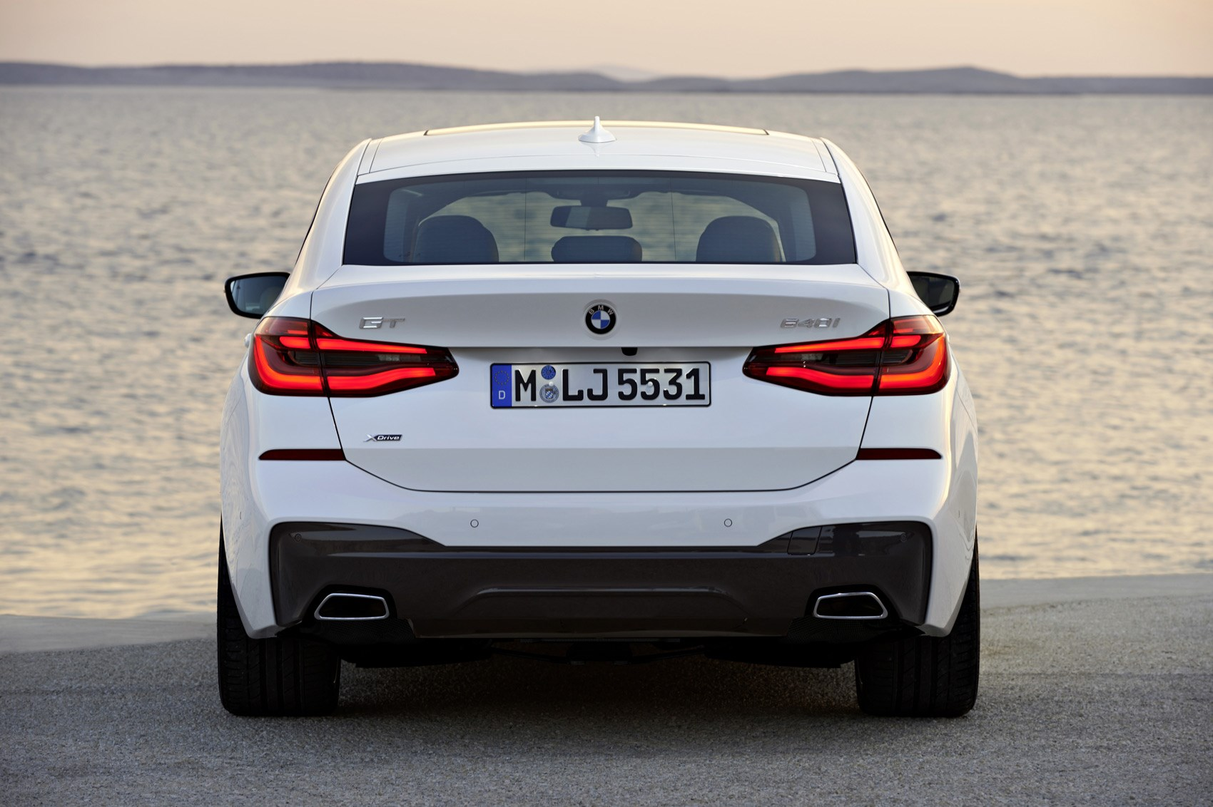 Cross out 5, write on 6: new BMW 6-series GT revealed by CAR Magazine