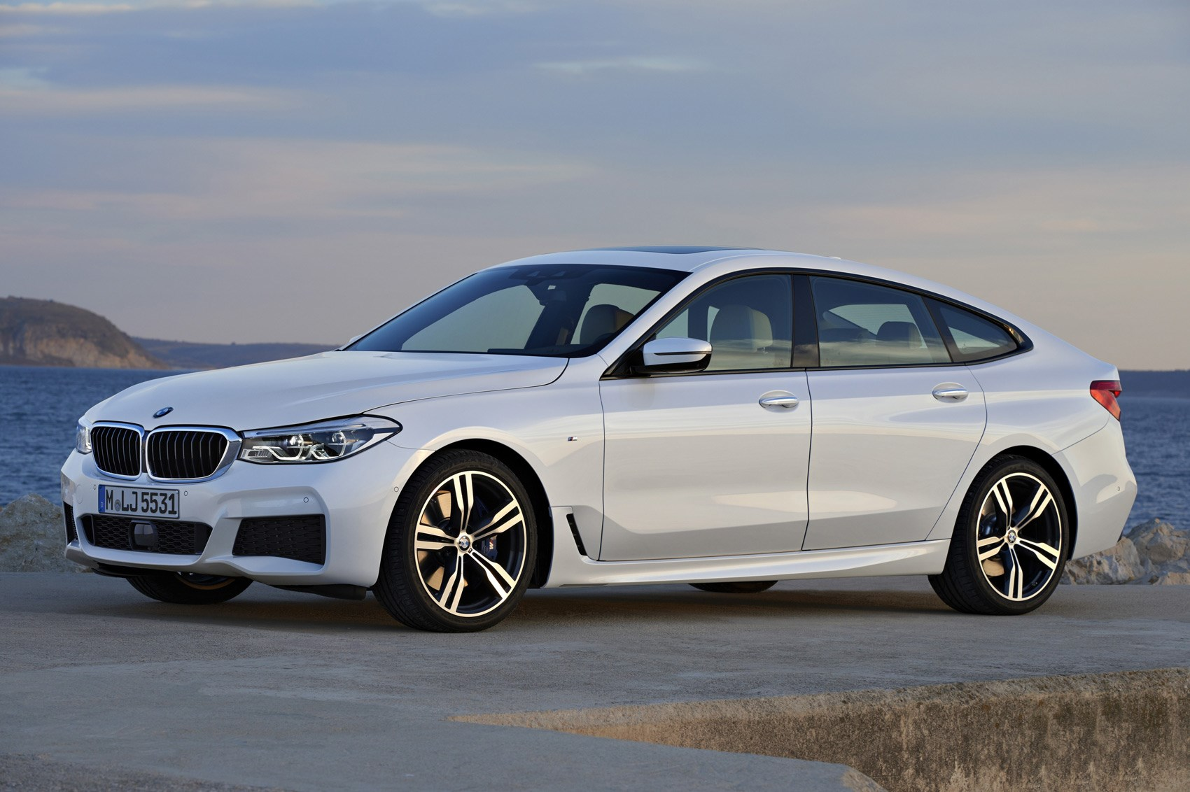 Cross Out 5 Write On 6 New Bmw 6 Series Gt Revealed By Car Magazine