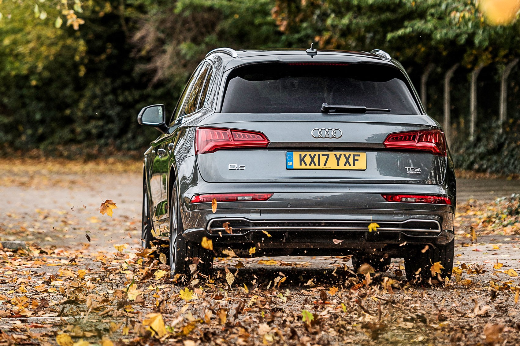 Audi Q TFSI Longterm Test Review CAR Magazine - Audi q5 family car