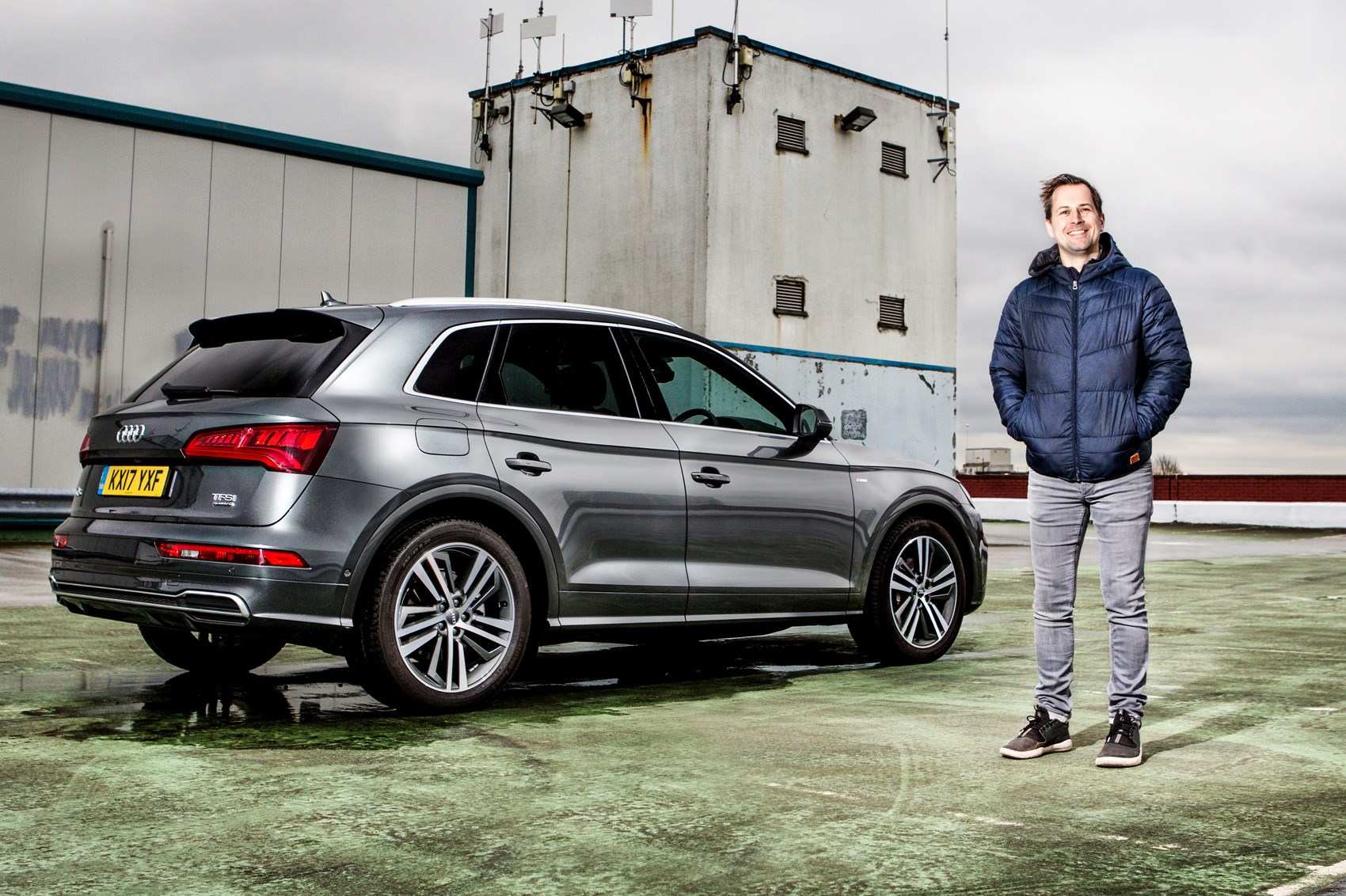 Audi Q TFSI Longterm Test Review CAR Magazine - Audi q5