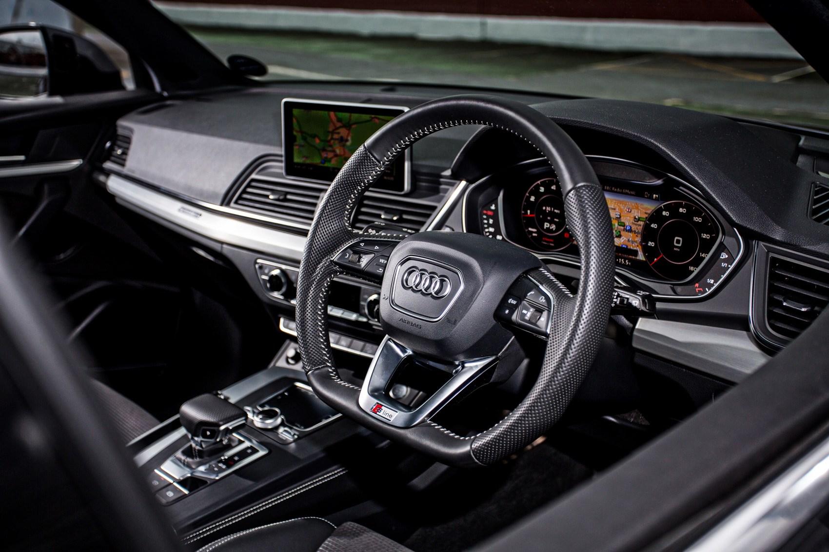 Audi Q TFSI Longterm Test Review CAR Magazine - Audi car line