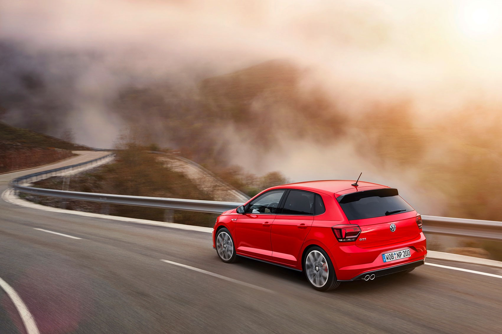 Vw Polo 2018 In Pictures Car Magazine