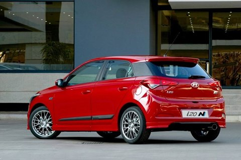 Hyundai i20: the next hot hatch