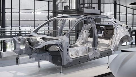 Audi A8 2017 body