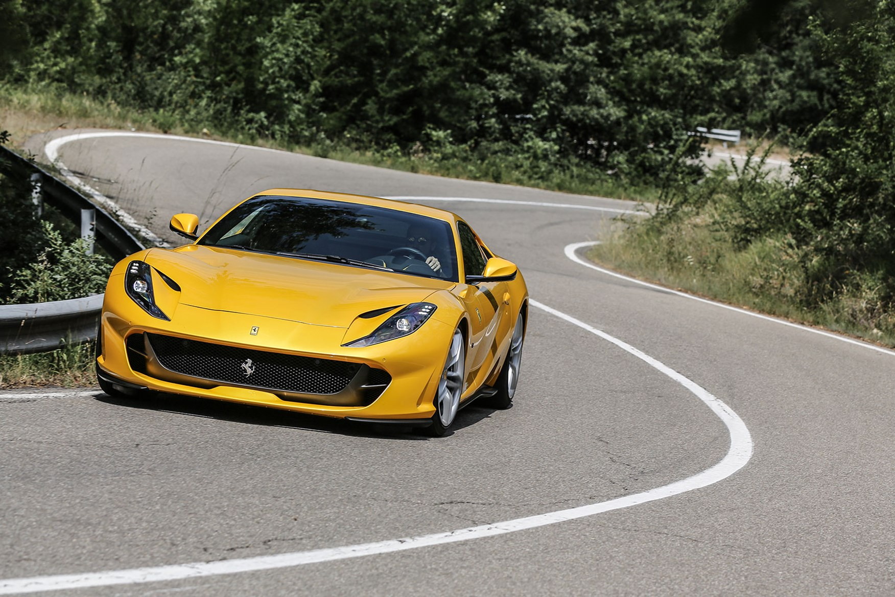 2018 ferrari 812 for sale. contemporary ferrari ferrari 812 superfast review by car magazine  for 2018 ferrari for sale