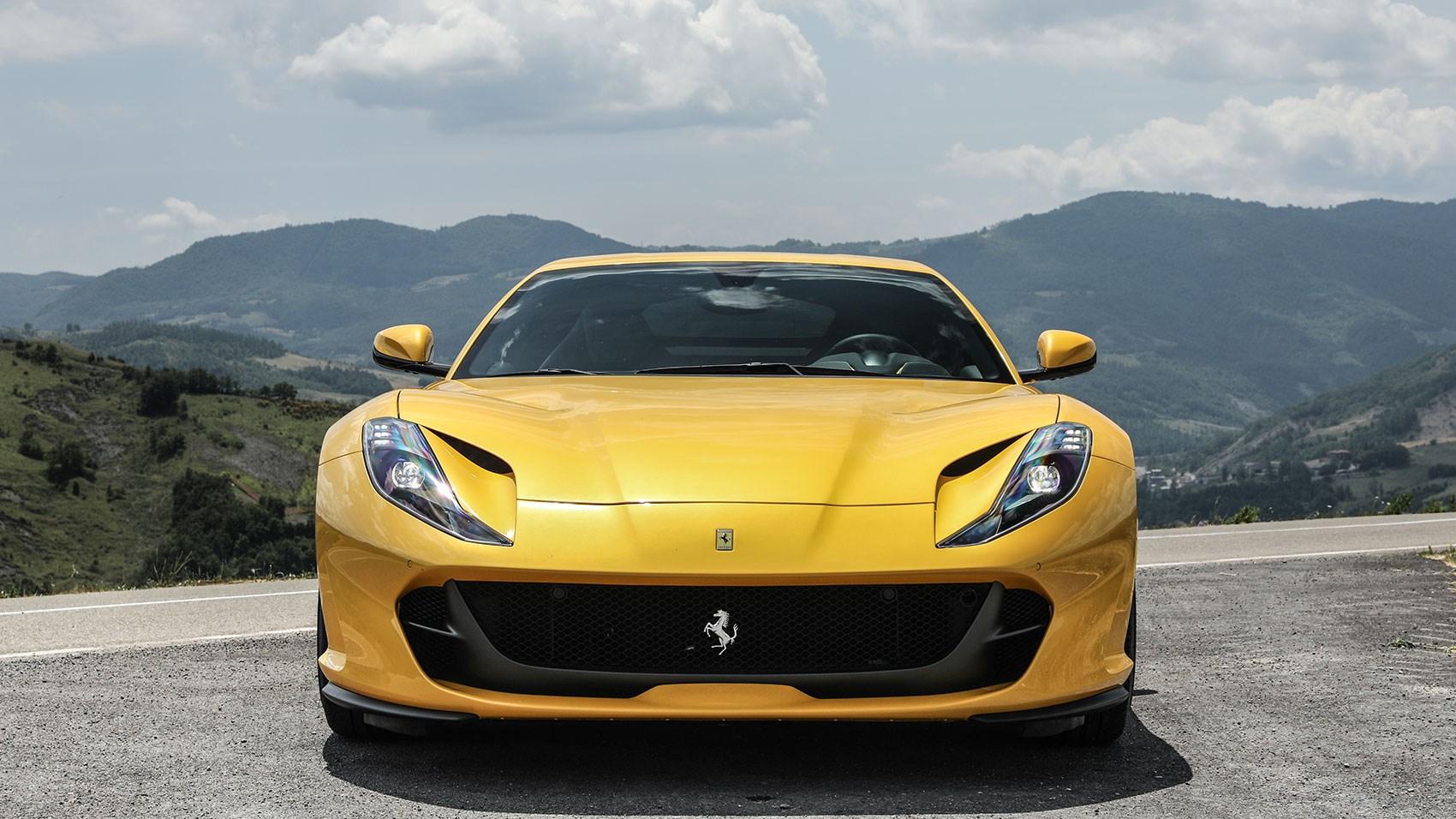 Ferrari 812 Superfast 2017 Review By Car Magazine