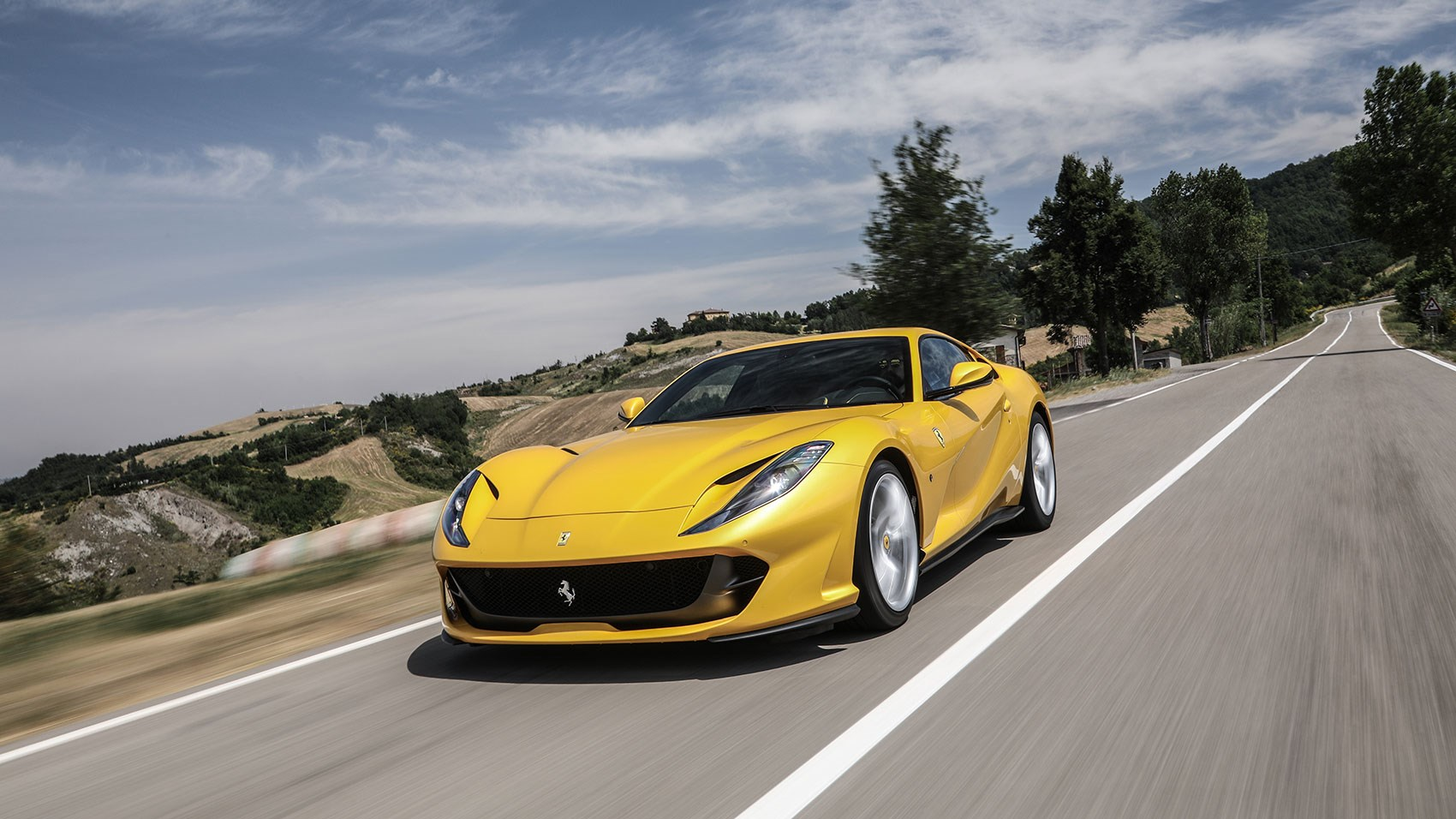 Ferrari 812 Superfast 2017 Review By Car Magazine