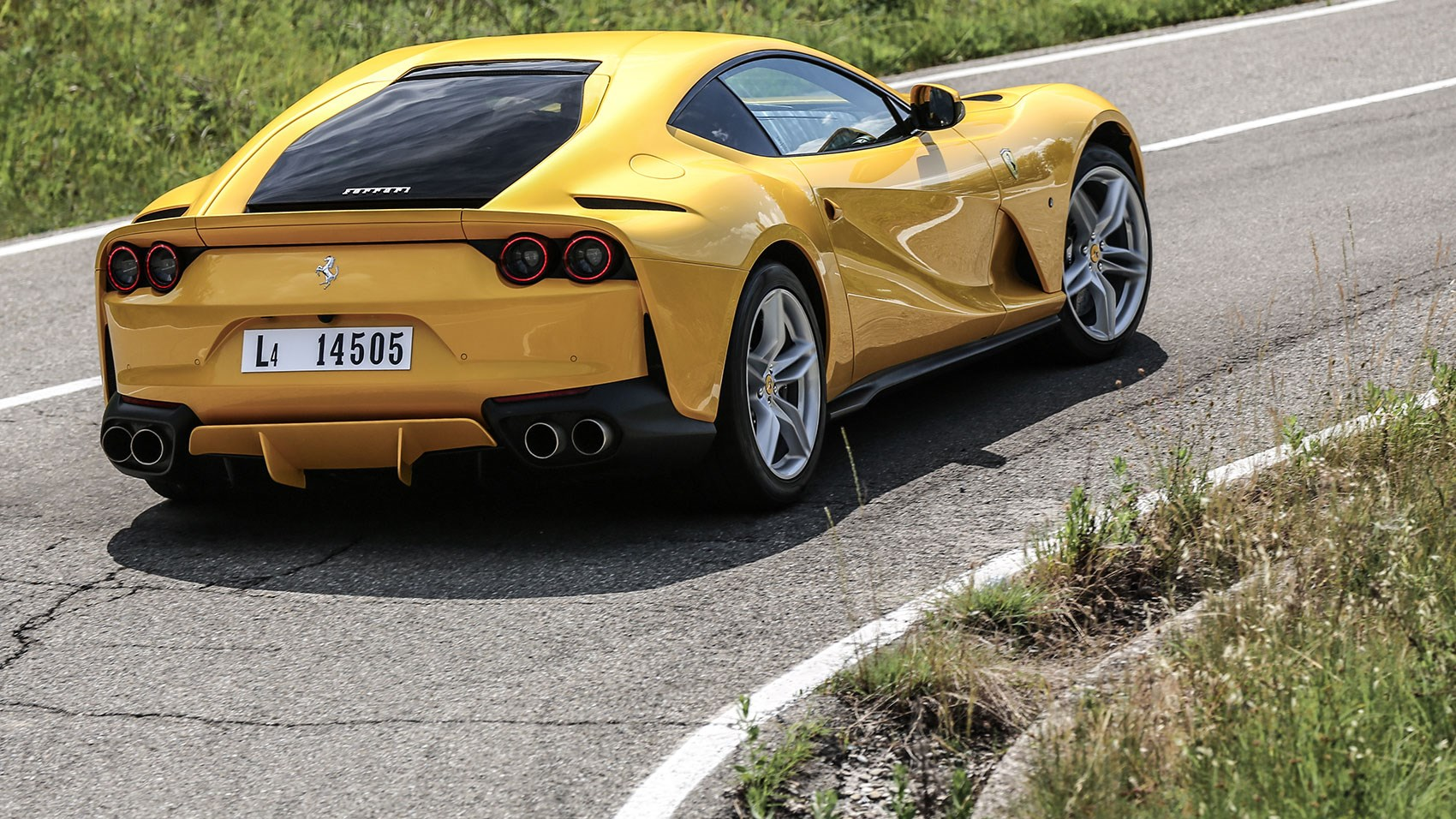 Ferrari 812 Superfast specs: the fastest front-engined V12 money can buy
