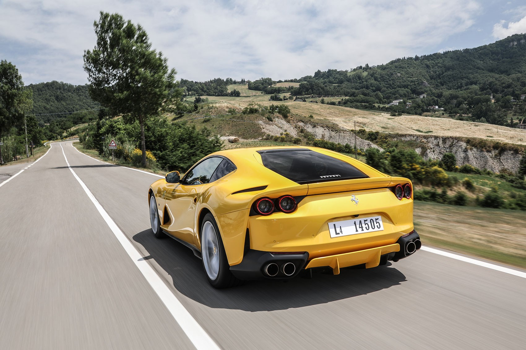 Ferrari 812 Superfast review