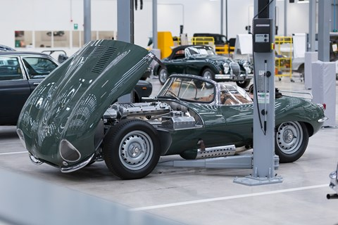 Jaguar Land Rover Classic Works