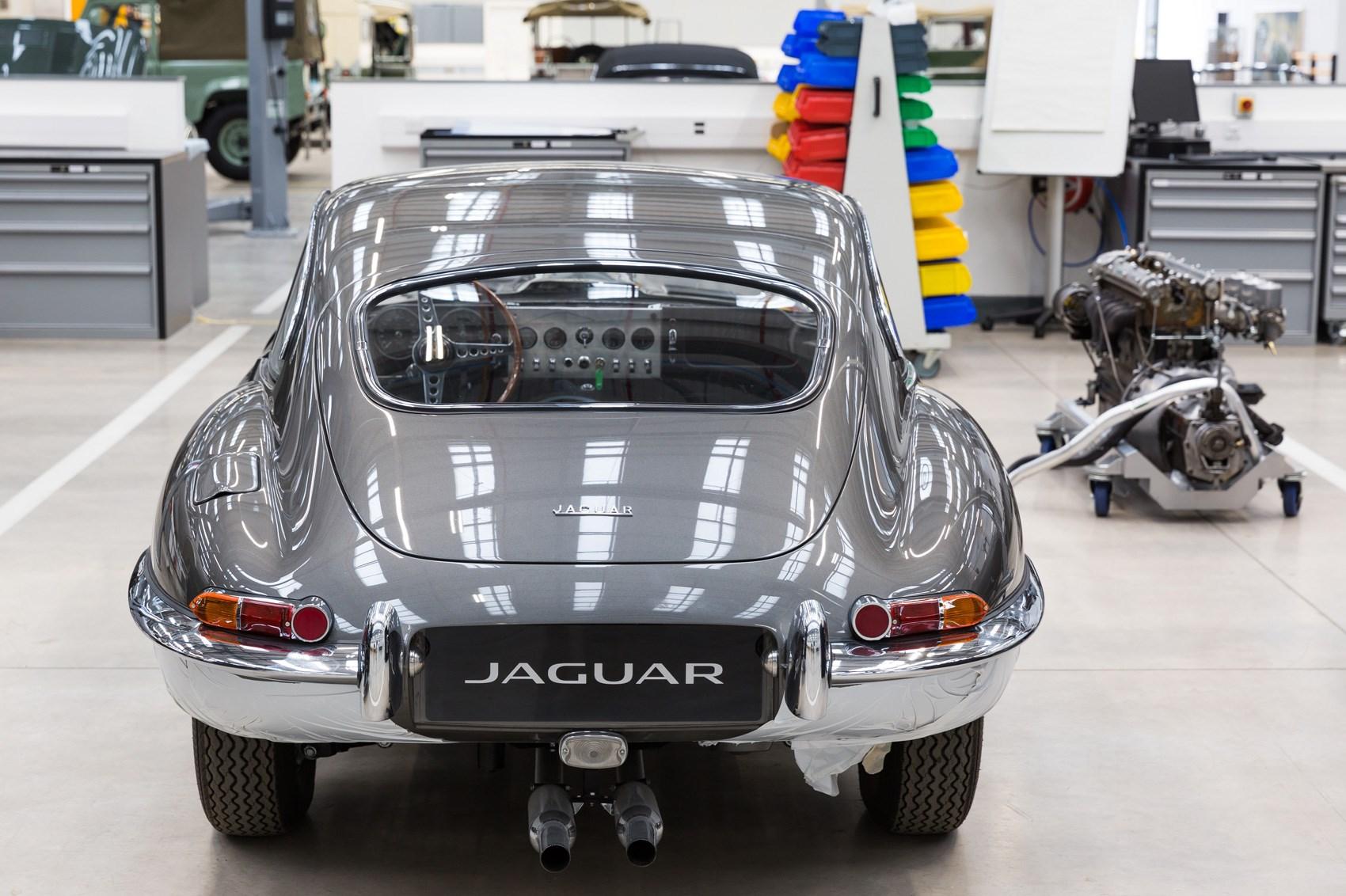 time travel agents jaguar land rover s new classic works hq car magazine. Black Bedroom Furniture Sets. Home Design Ideas