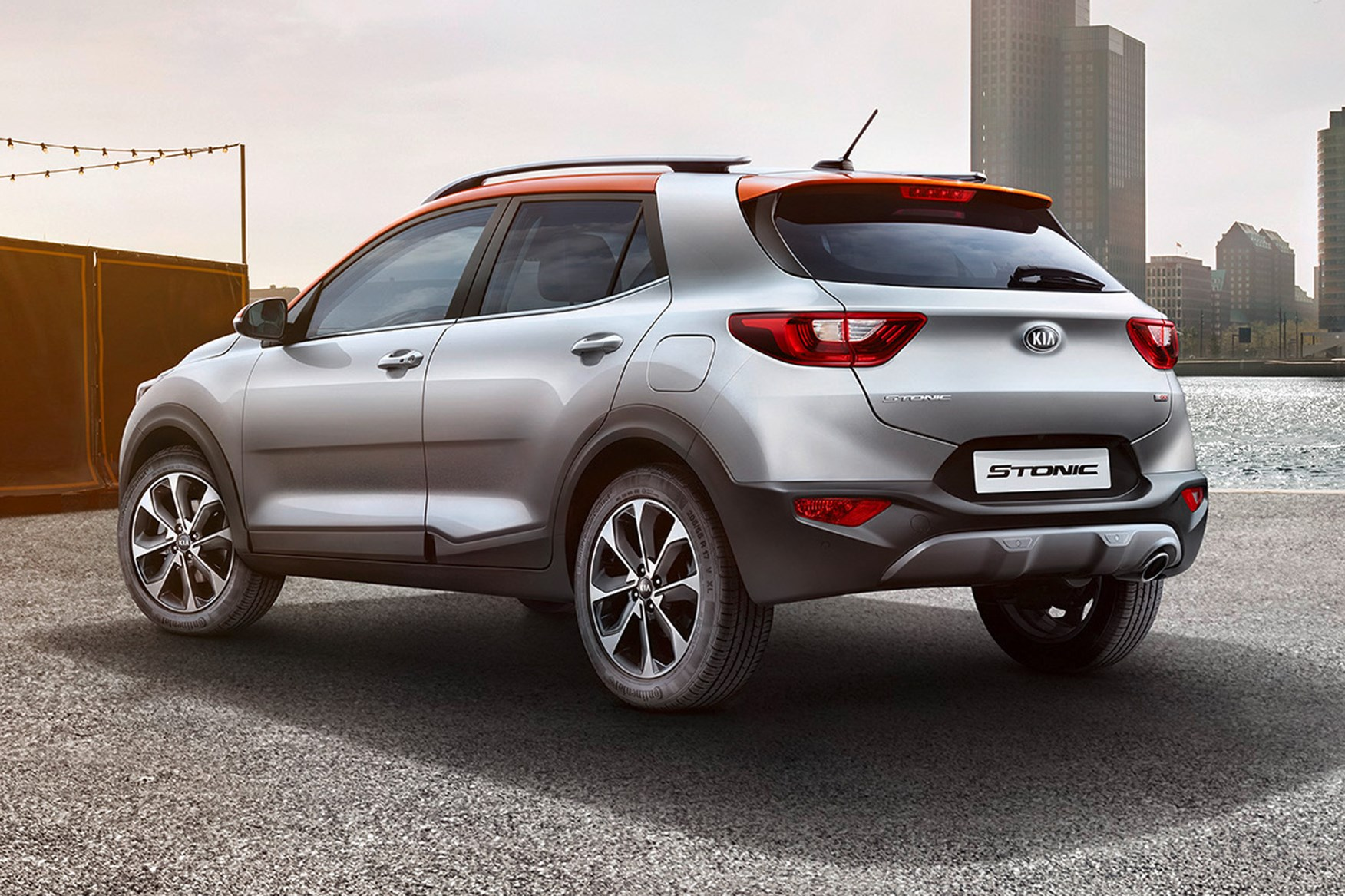 Stonic boom: new Kia Stonic joins the compact crossover club by CAR Magazine