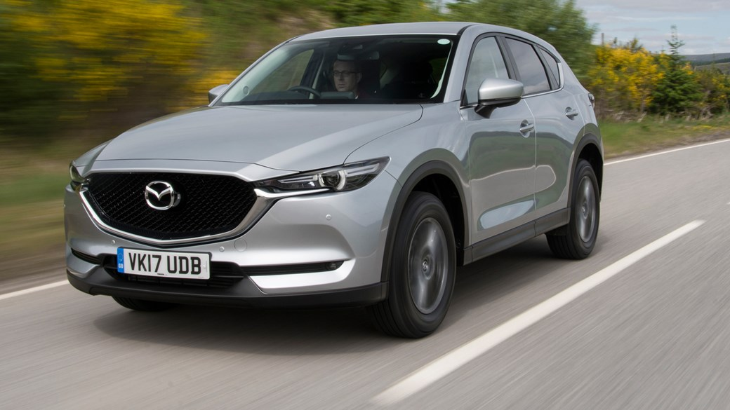 Mazda Cx 5 2 2d 150 Sport Nav 2017 Review