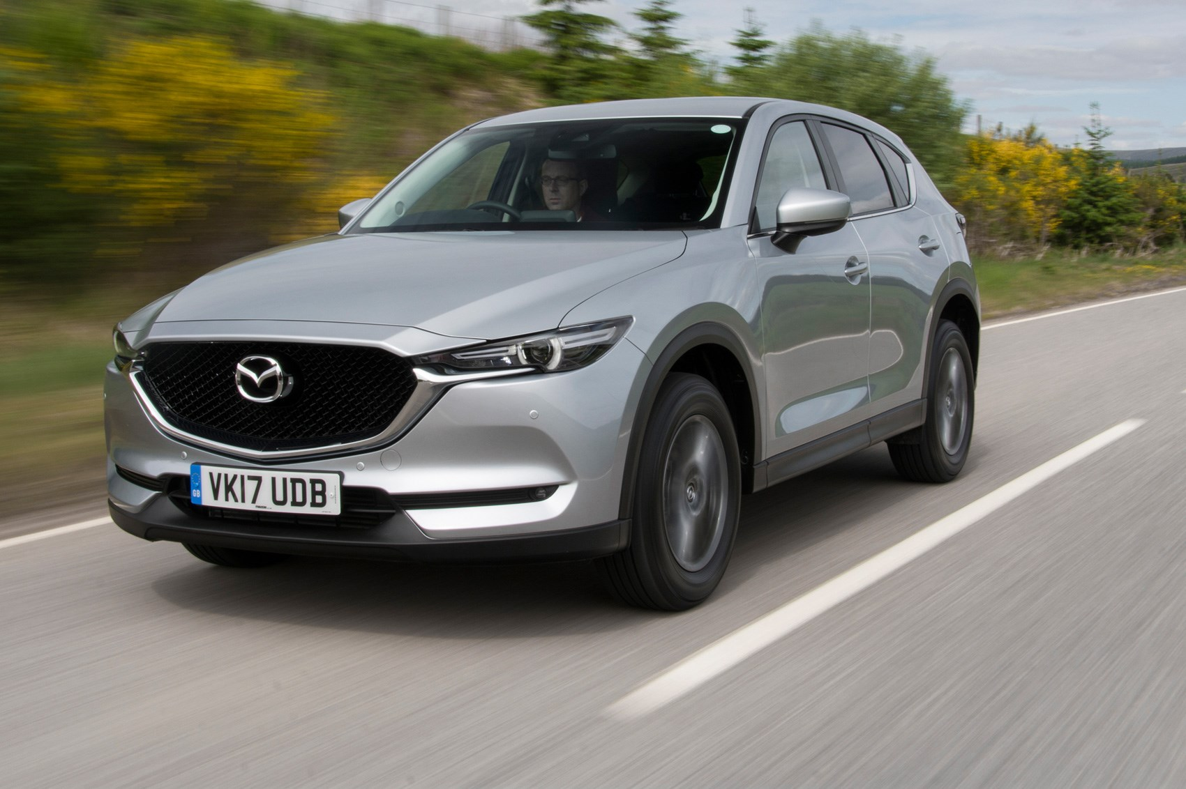 Mazda CX-5 2.2d 150 Sport Nav (2017) review by CAR Magazine