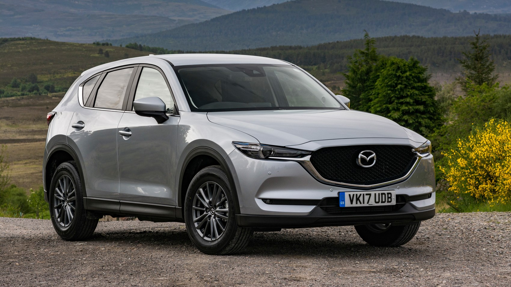 mazda cx 5 150 sport nav 2017 review by car magazine. Black Bedroom Furniture Sets. Home Design Ideas