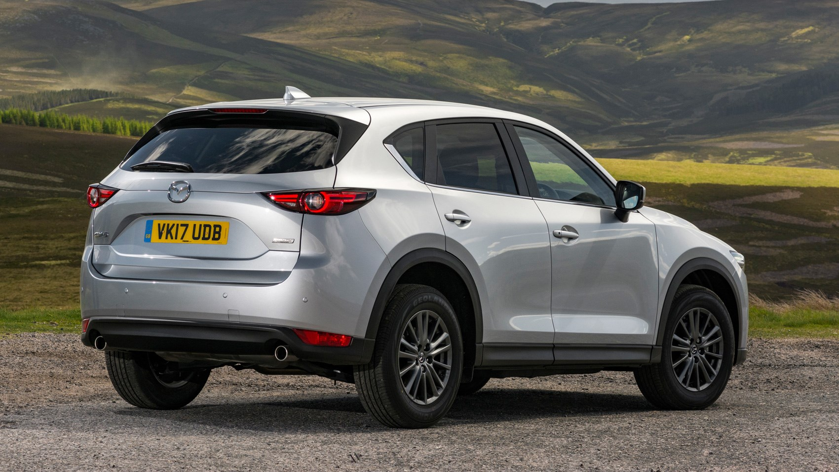 mazda cx 5 150 sport nav 2017 review car magazine. Black Bedroom Furniture Sets. Home Design Ideas
