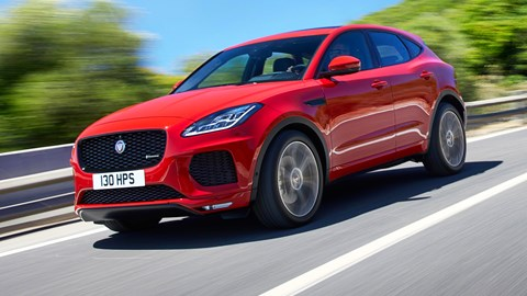 All-new Jaguar E-Pace SUV: everything you need to know