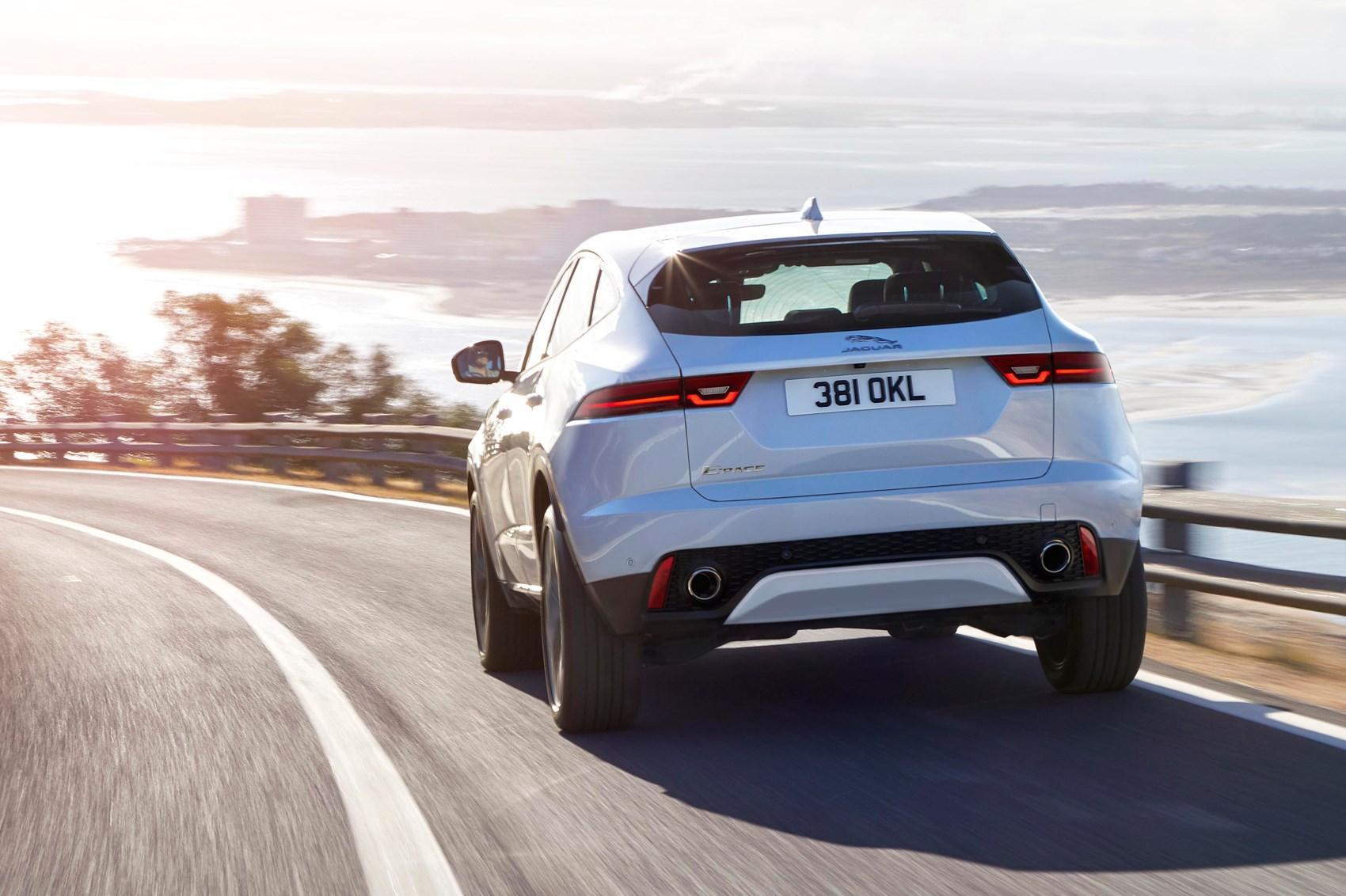 Jaguar E-Pace gets techy upgrade | CAR Magazine