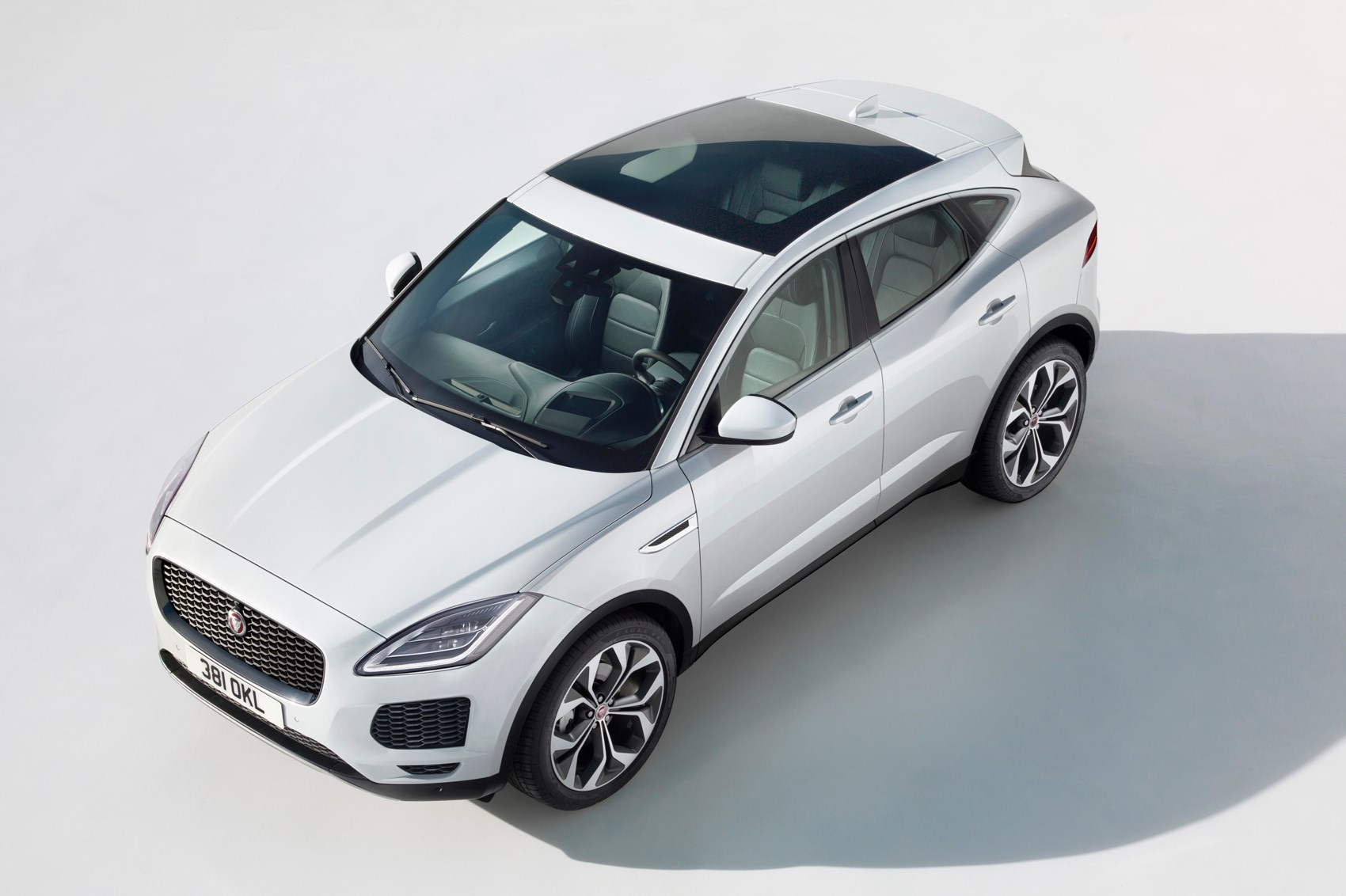 all new jaguar e pace suv everything you need to know by car magazine. Black Bedroom Furniture Sets. Home Design Ideas