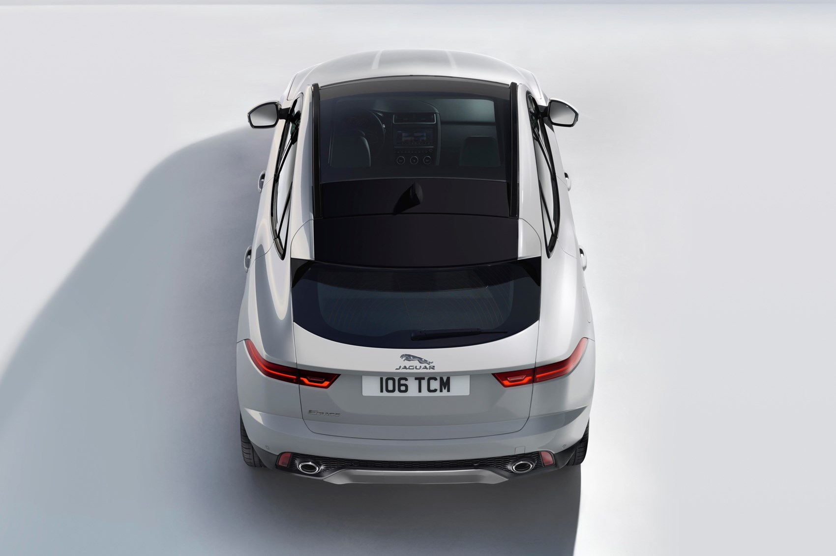 jaguar e pace gets techy upgrade car magazine. Black Bedroom Furniture Sets. Home Design Ideas