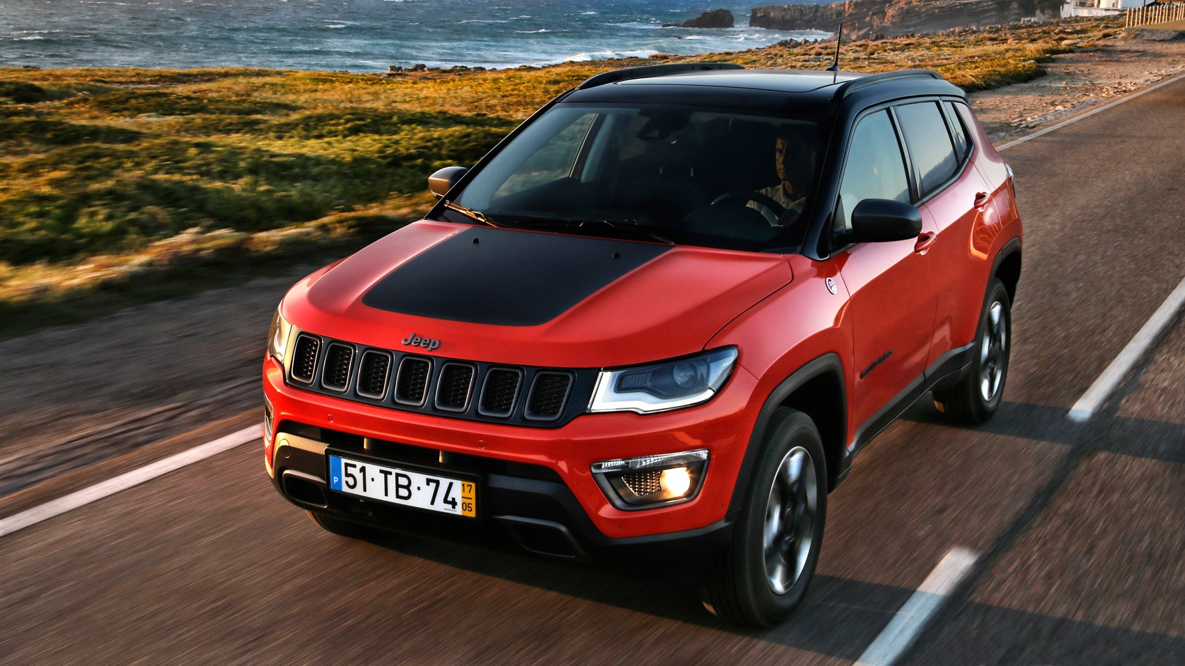 jeep compass trailhawk 2017 review car magazine. Black Bedroom Furniture Sets. Home Design Ideas
