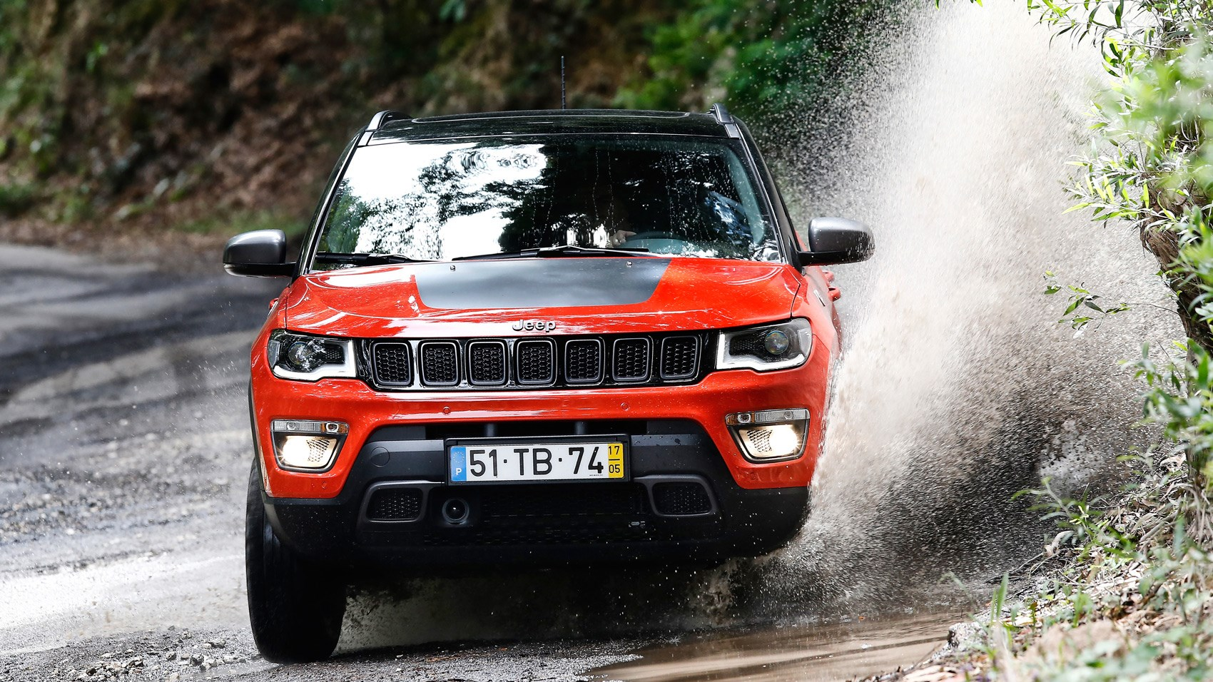 2017 Jeep Compass For Sale >> Jeep Compass Trailhawk (2017) review | CAR Magazine