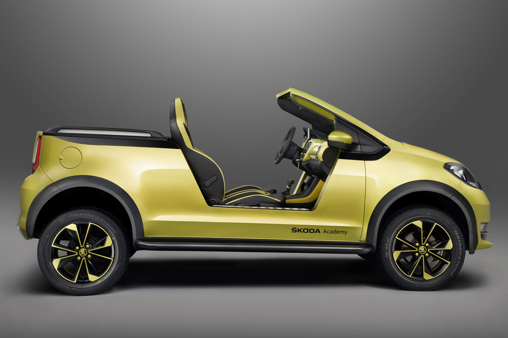 Element Car: Skoda Element Concept Proves Czech Students Are Full Of