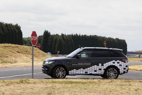 Autonomous RR Sport MIRA