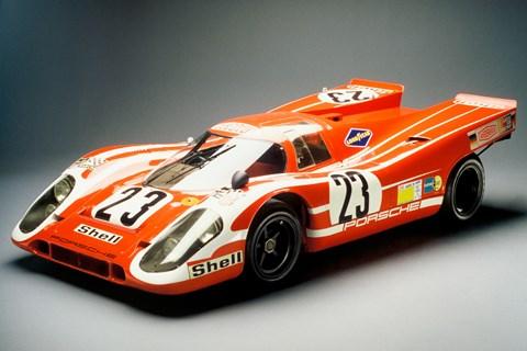 Porsche 917: masterminded by Ferdinand Piech