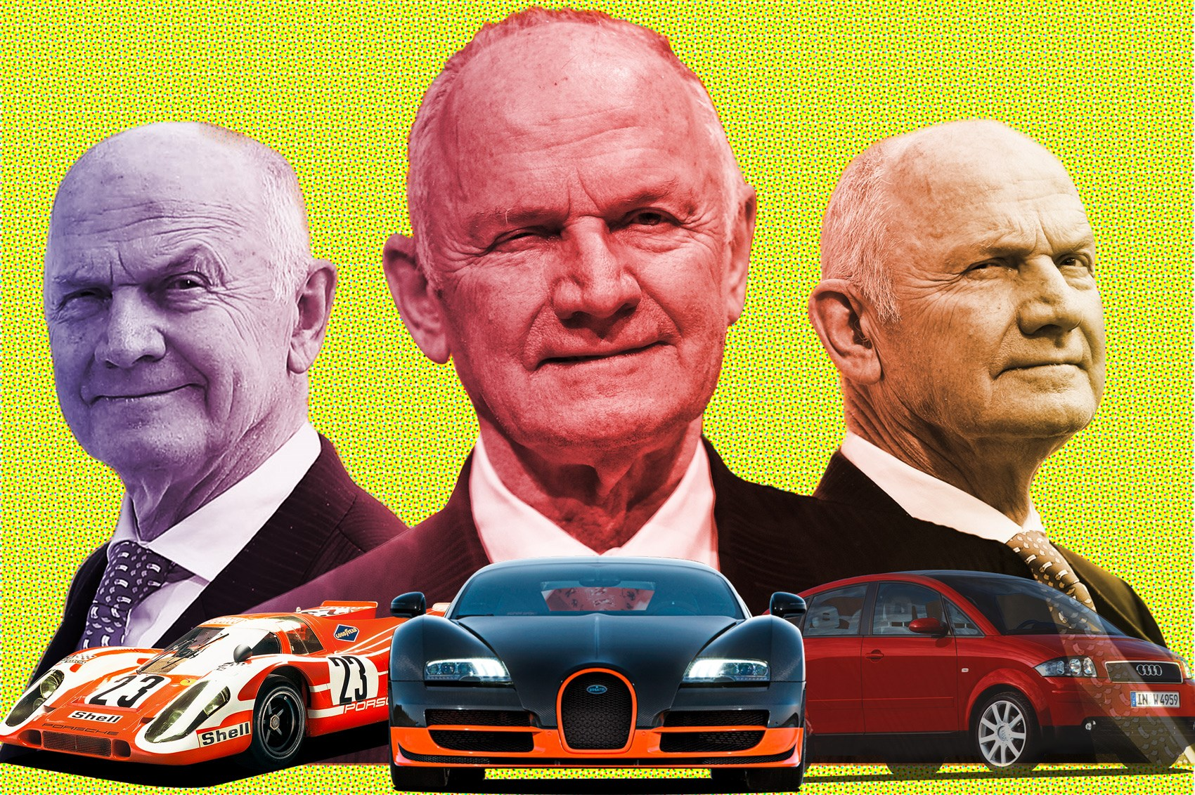 The Car Top 10 Ferdinand Pi 235 Ch Moments Car Magazine