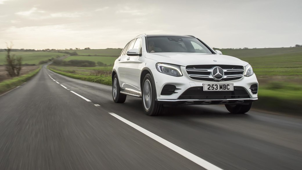 Mercedes Benz Glc 350d Review By Car Magazine
