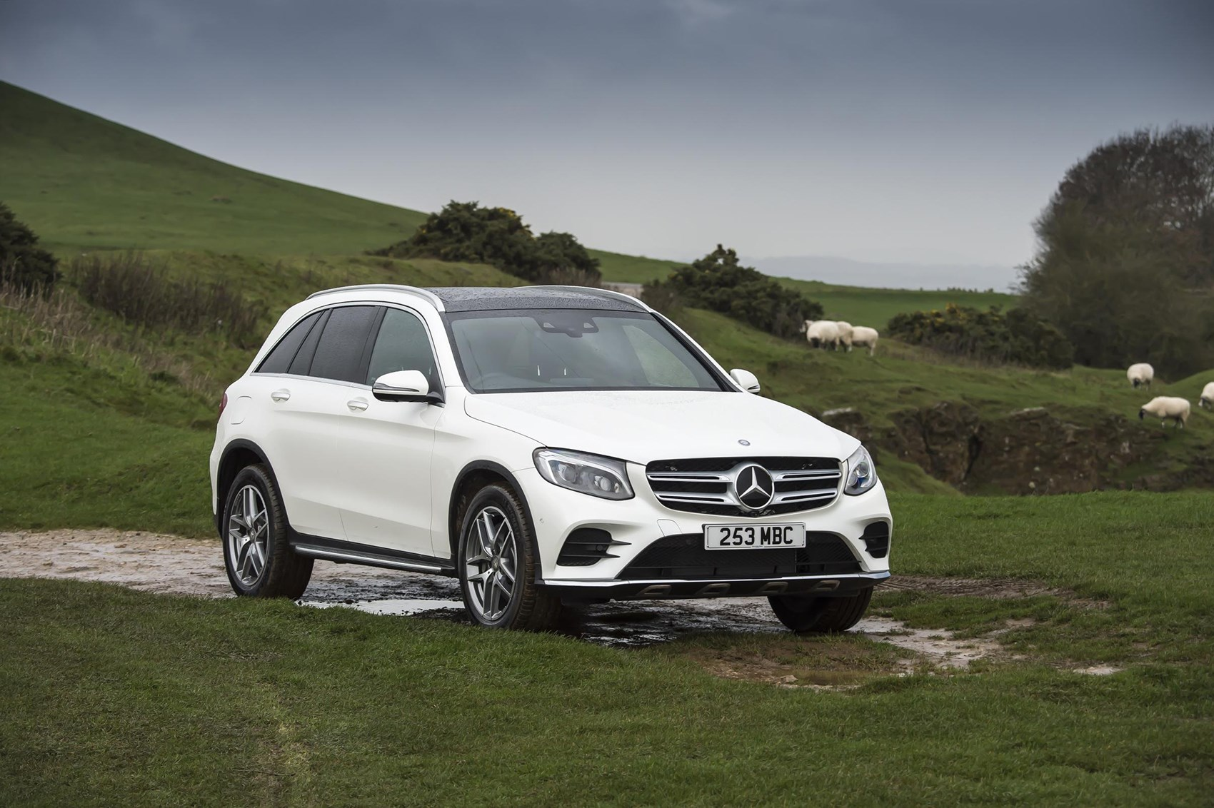 Mercedes Glc 350d Review By Car Magazine