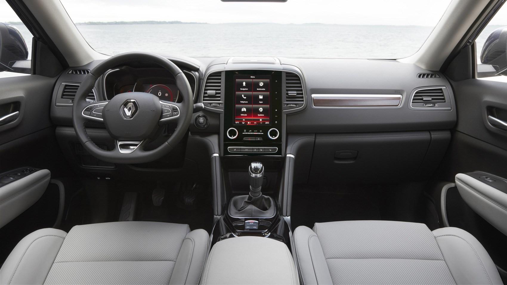 Renault Koleos (2017) review | CAR Magazine