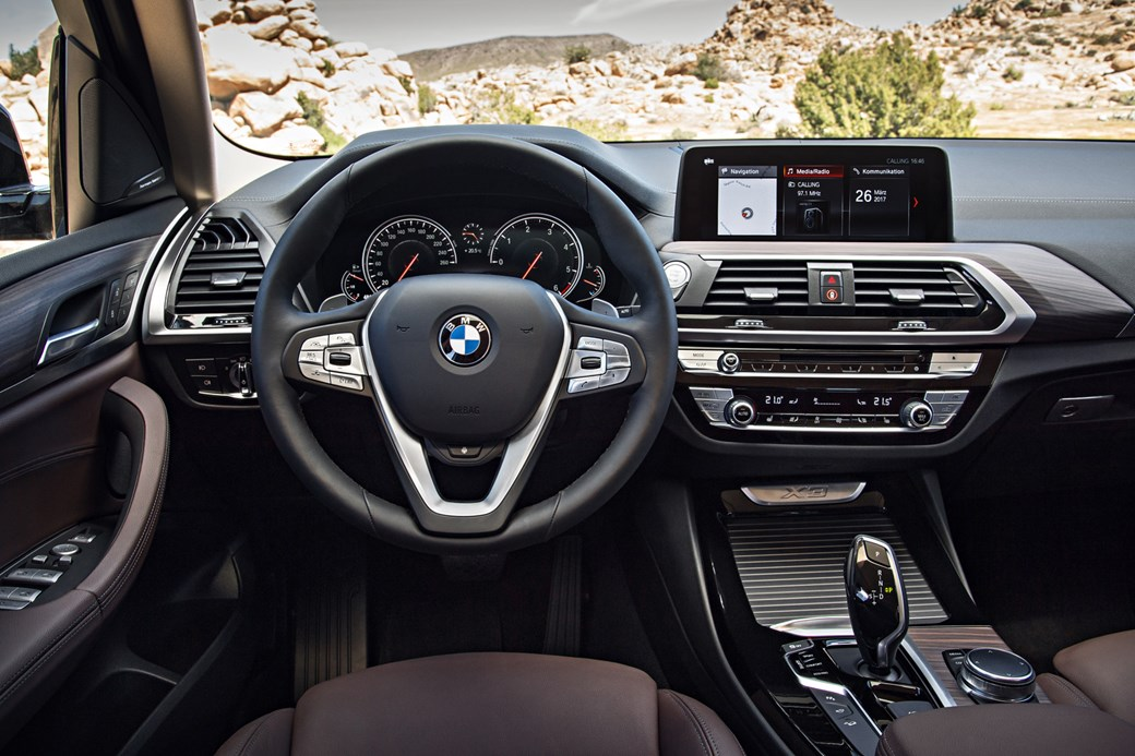 Bmw X3 2017 Interior >> New Bmw X3 Suv Revealed Munich S Photocopier Is Working Fine By