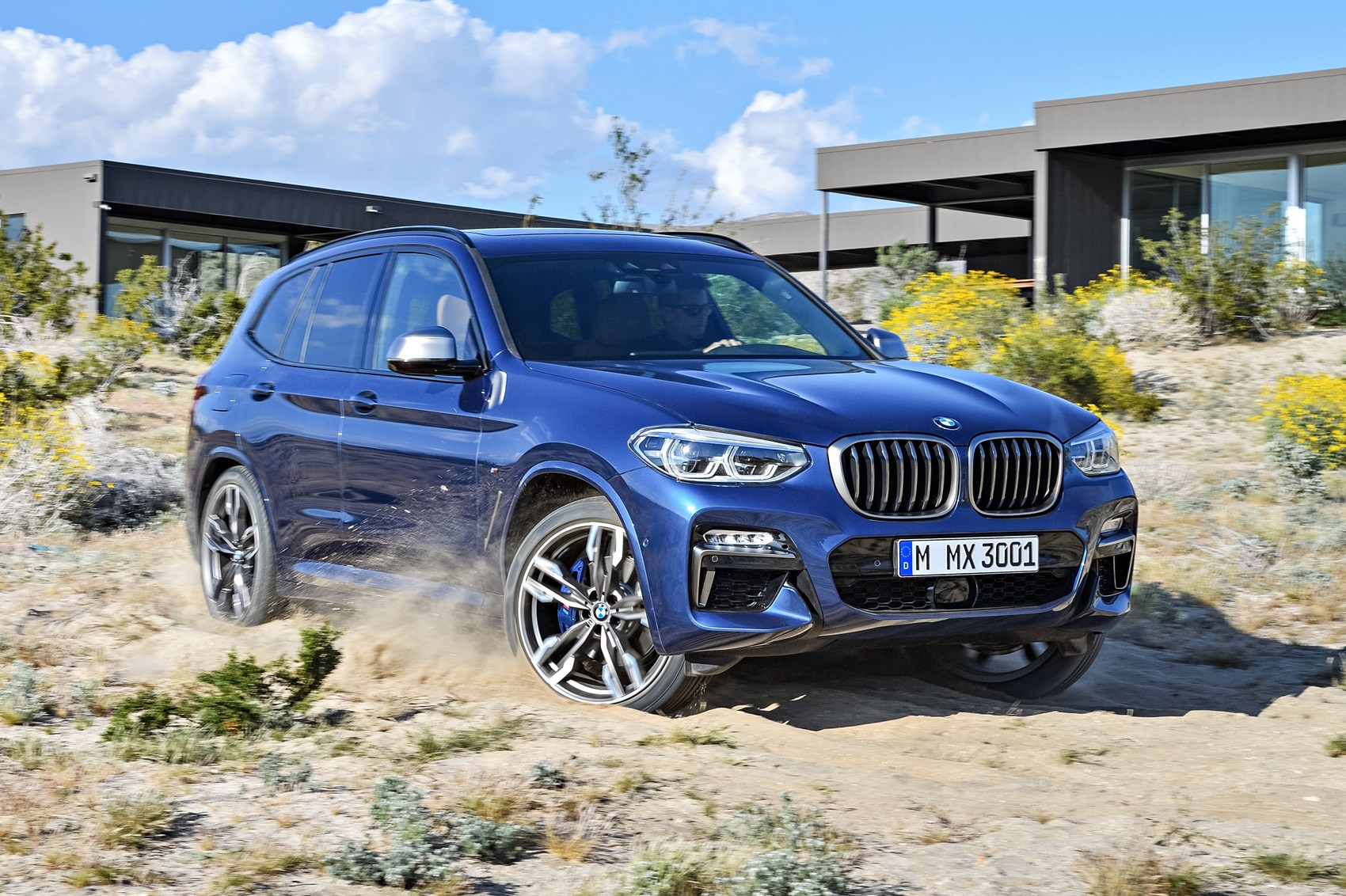 New Bmw X3 Suv Revealed Munich S Photocopier Is Working