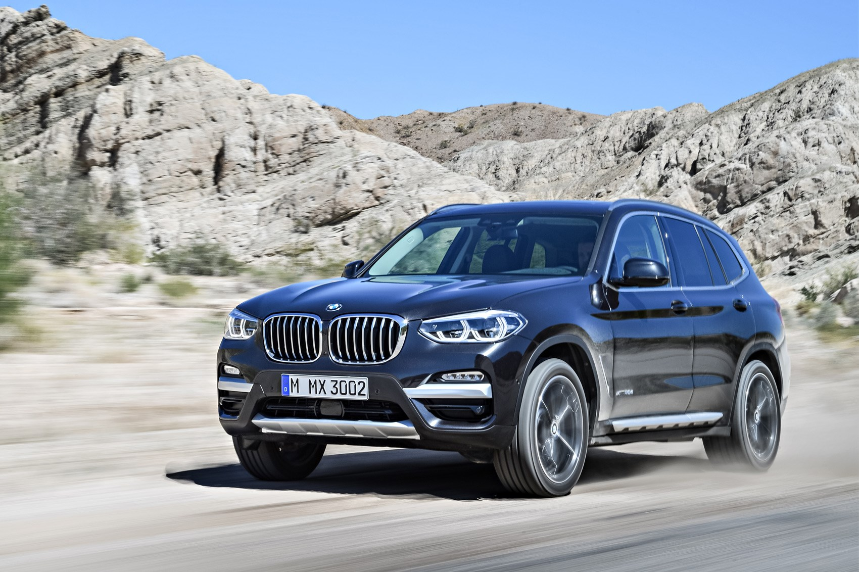New BMW X3 SUV Revealed: Munich's Photocopier Is Working
