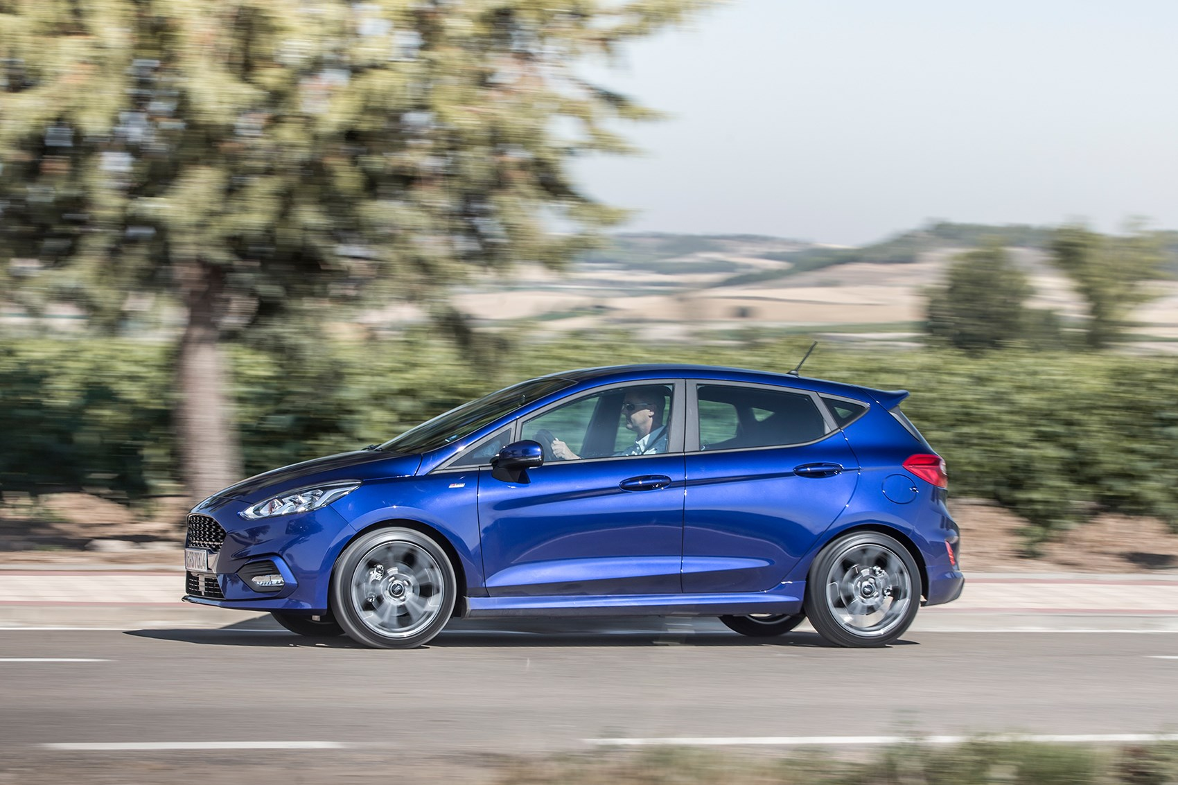 The new 2017 Ford Fiesta review by CAR magazine