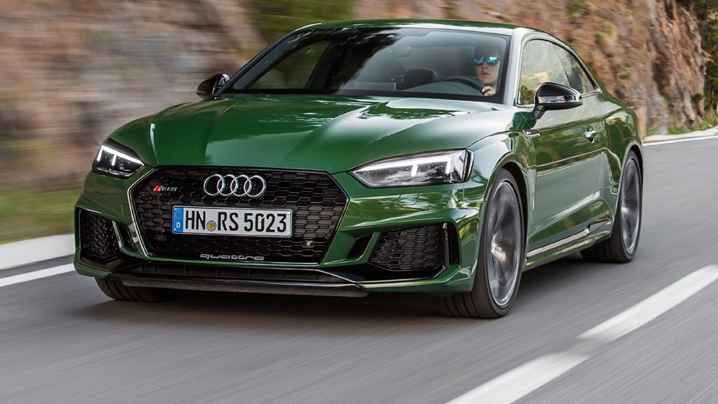 Audi RS Coupe Review CAR Magazine - Audi rs 5