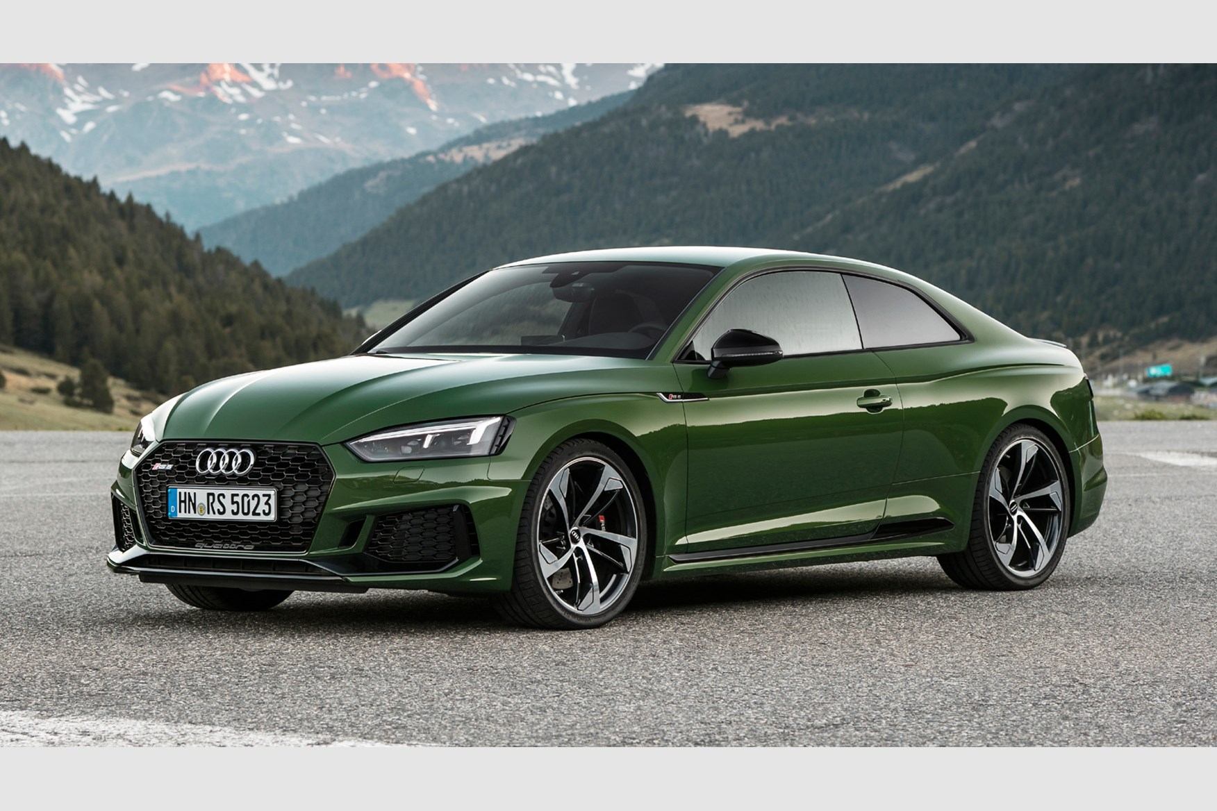 Audi Rs5 Coupe 2017 Review Manual Guide