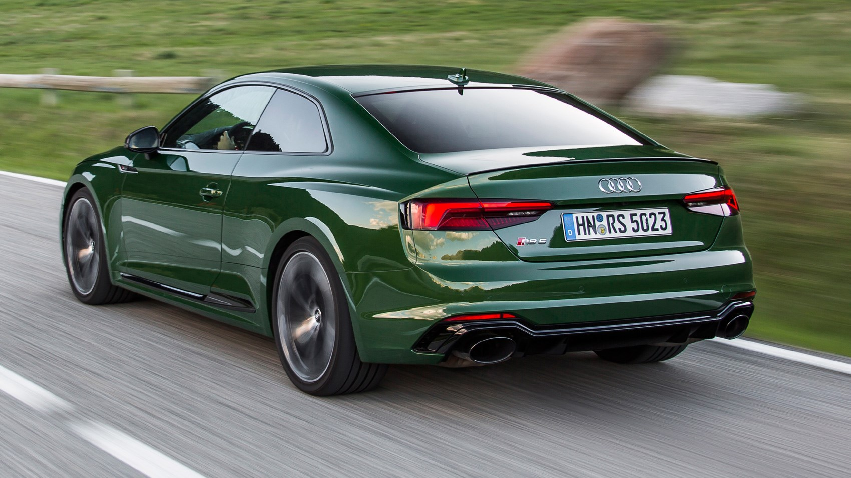 audi rs5 coupe 2017 review by car magazine. Black Bedroom Furniture Sets. Home Design Ideas