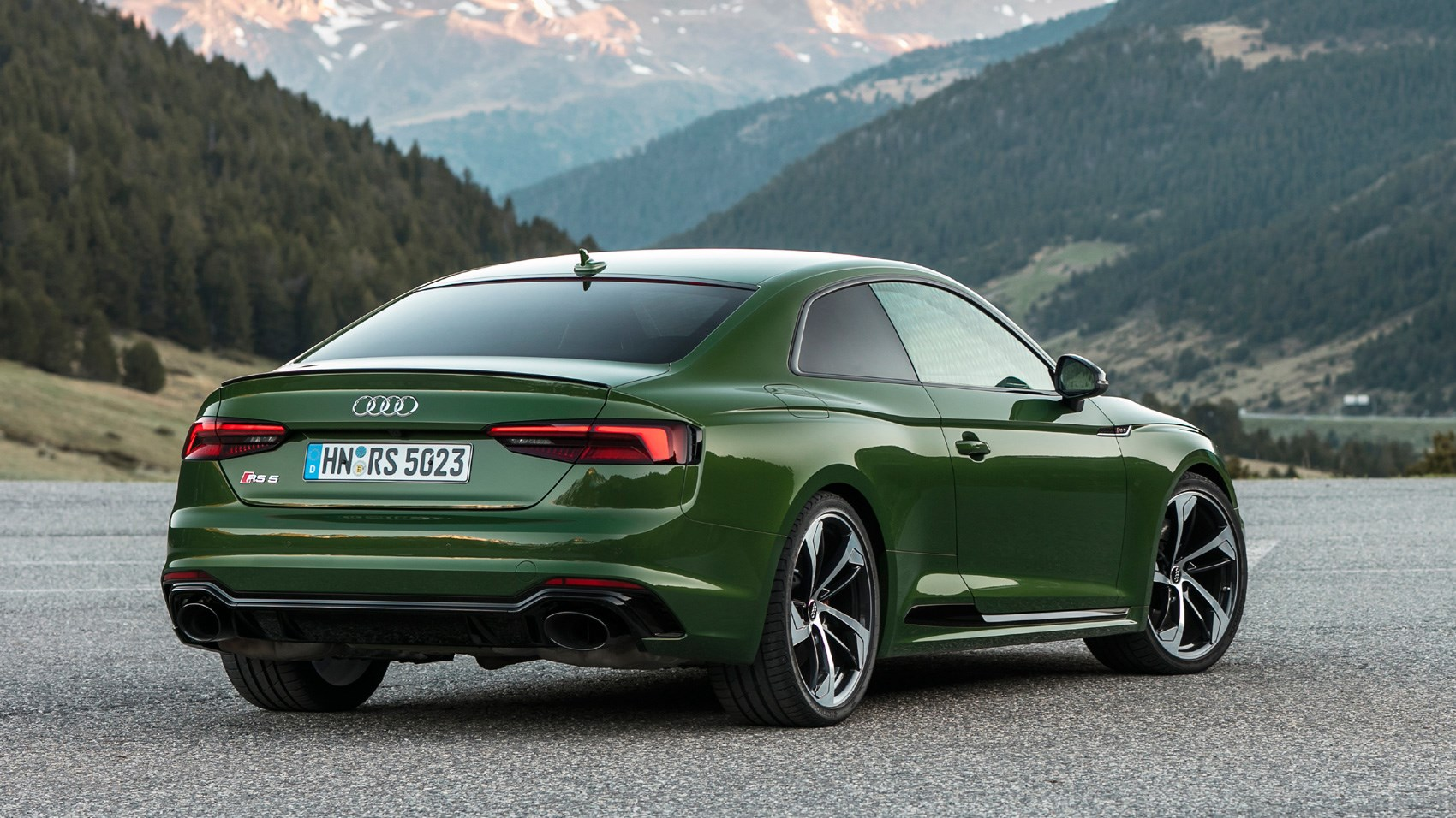 Audi rs5 specifications