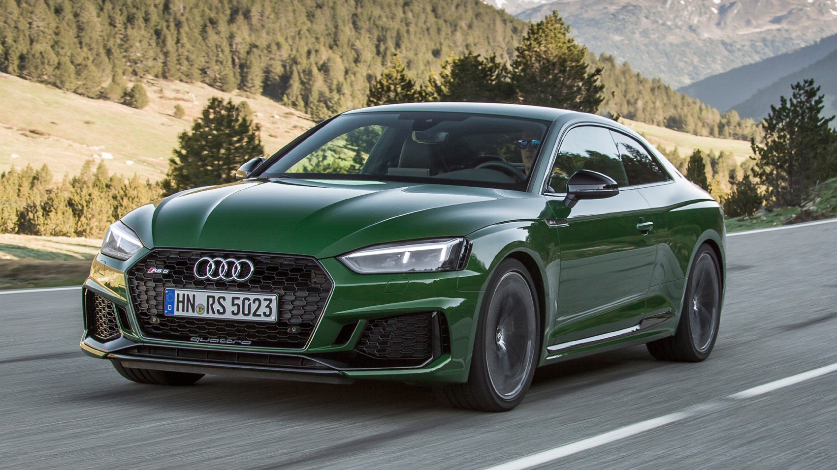 Audi Rs5 Coupe 2017 Review By Car Magazine