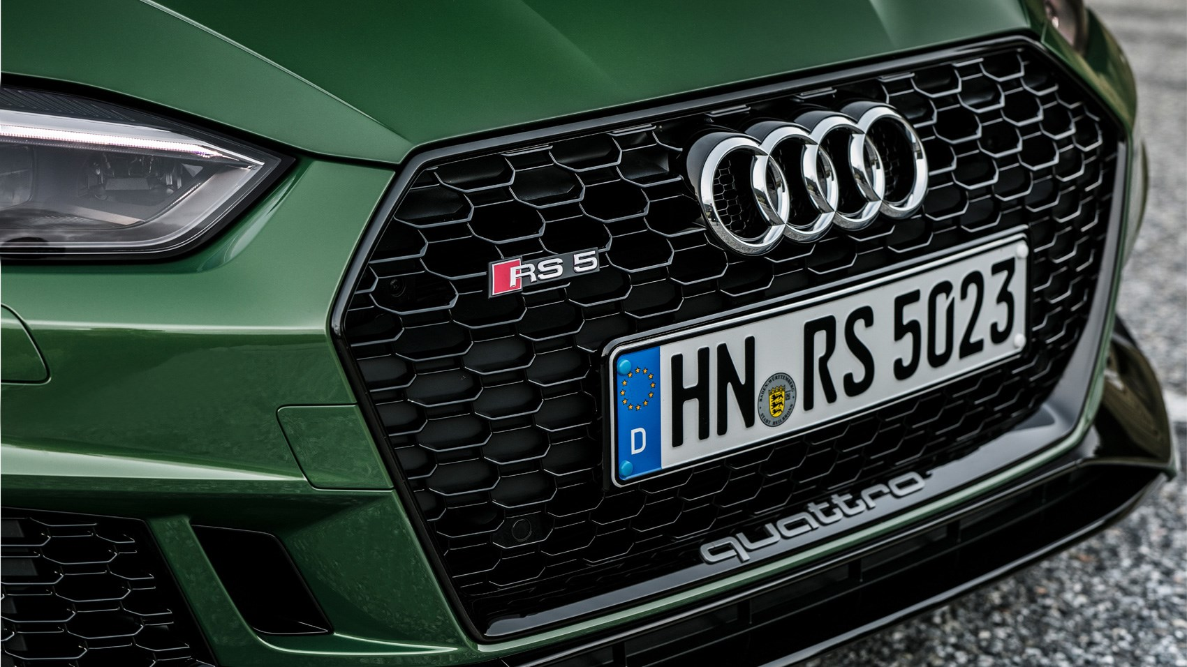 Audi RS5 coupe (2017) review | CAR Magazine